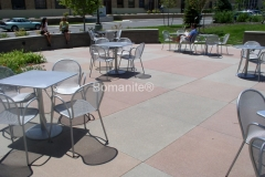 Bomanite Exposed Aggregate Systems with Bomanite Sandscape Texture